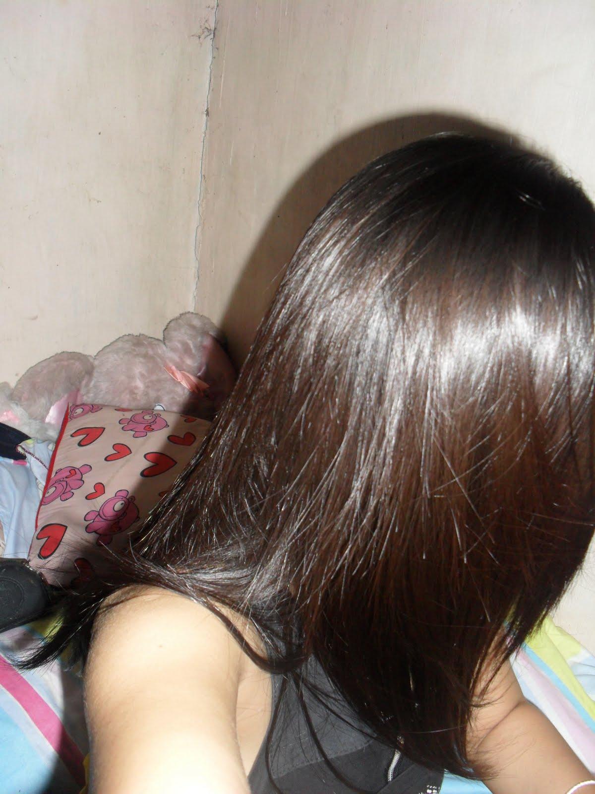 Pictures Of Rebond Hair Loving It Hair Rebond