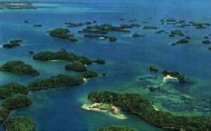 Hundred-Islands